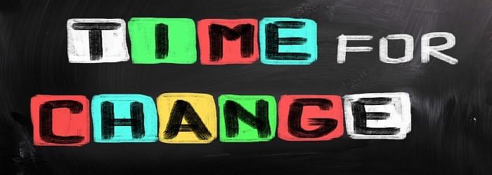 change management slide