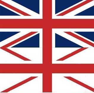 Union Jack without Scotland